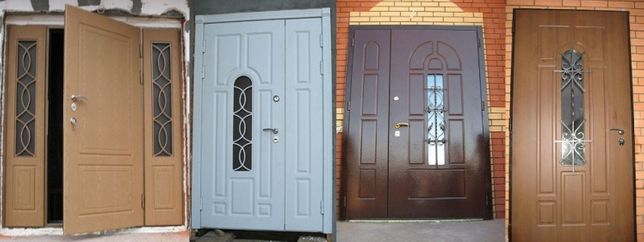 Установка входных (металлических) дверей профессионально и недорого!