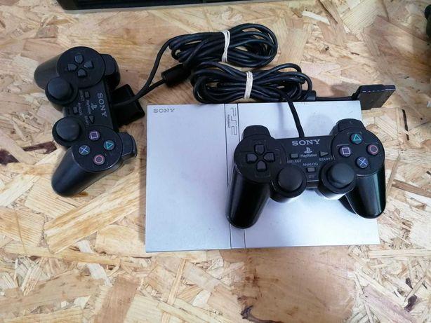 Playstation 2 Cinza