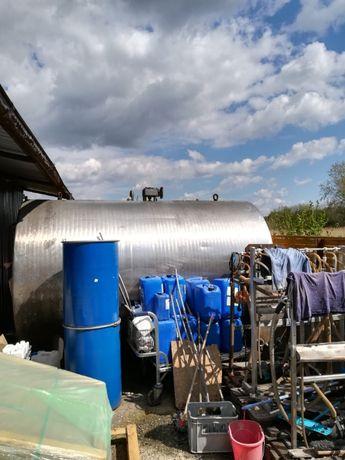 Zbiorniki izolowany 10 tys litrów + 6 tys litrow! 2x kwasówka!