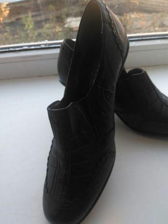 Туфли женские кожаные Tanex оригинал