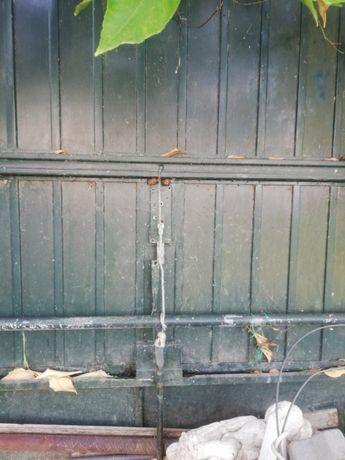 Portão Garagem c/ guarnição