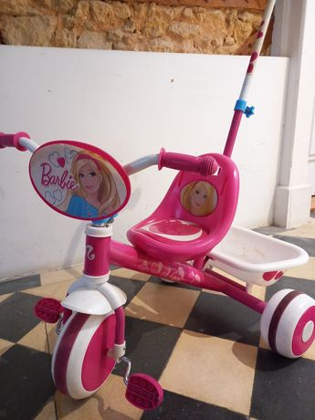 Triciclo da Barbie