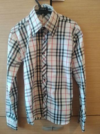 Сорочка в стилі Burberry, Розмір ( М)