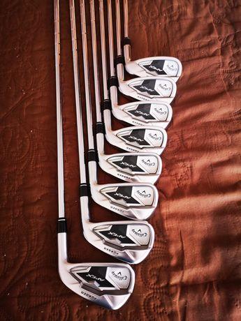 Set de ferros Callaway apex golfe