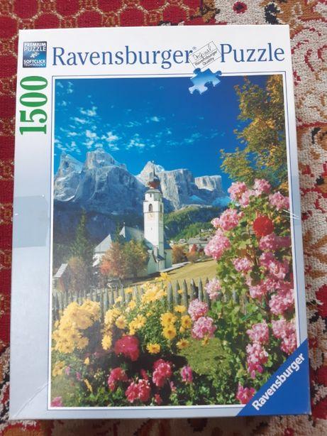 Ravensburger puzzle 1500