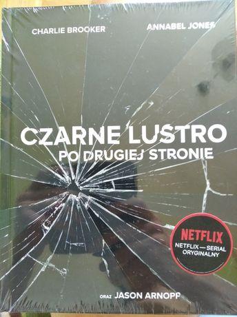 Netflix Czarne lustro. Po drugiej stronie. Brooker, Jones, Arnopp