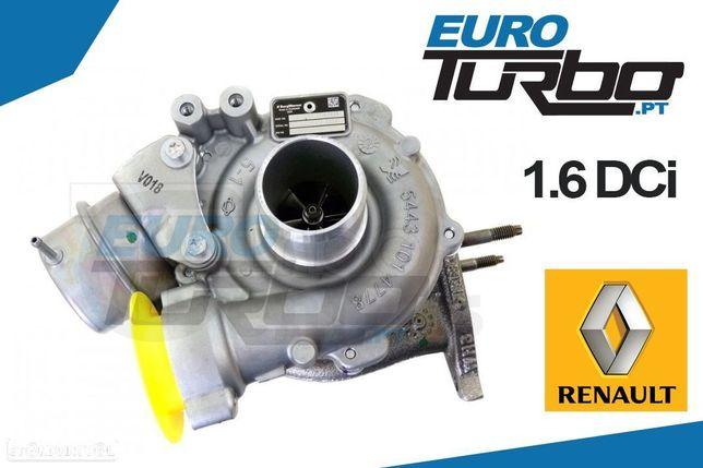 Turbo Reconstruido RENAULT TRAFIC 1.6 DCI - [ VÁRIOS MODELOS ]