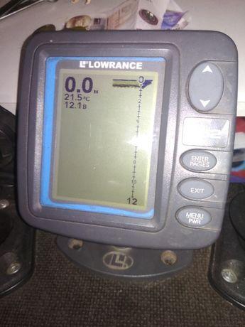 Продам Эхолот Lowrance X52 для летней и зимней рыбалки.