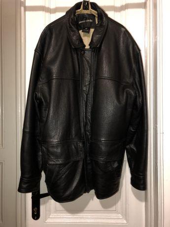 Кожаная куртка Pierre Cardin