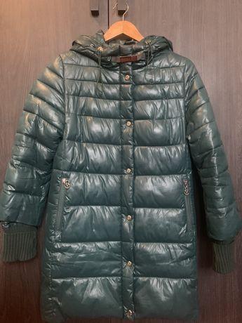 Пальто куртка пуховик  S