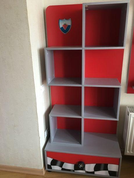 Продам Cilek Racecup книжный шкаф