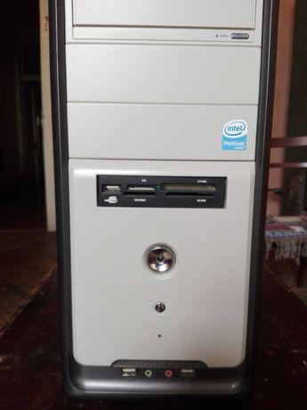 продам компютер и монитор Samsung BX 2035