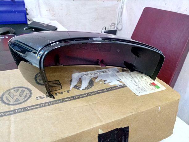 Накладка, корпус бокового зеркала Skoda Volkswagen Seat