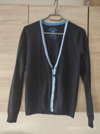 Sweter chłopięcy 128 cm