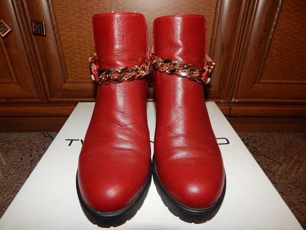 Женские ботинки Twenty Two кожа размер 37
