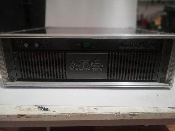 Koncówka mocy ADS 1400 LX