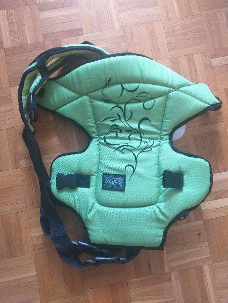 Nosidełko Womar ergonomiczne miękkie dla dziecka