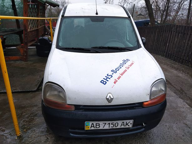 Renault Kengoo 1.9 dizel 2003 року
