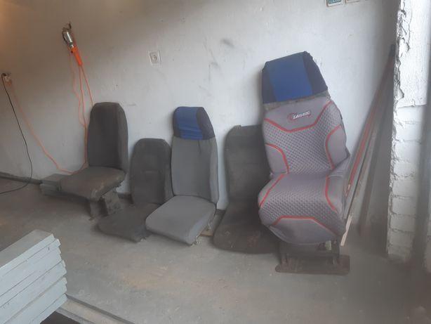 продам сиденья автобусные