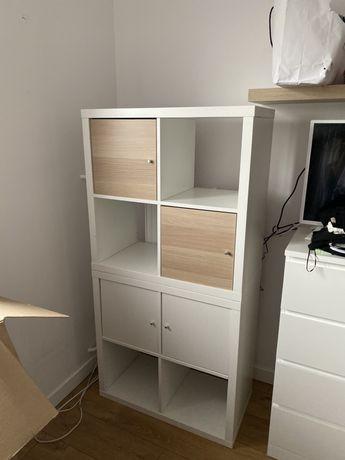 Ikea Polki x2 z drzwiczkami