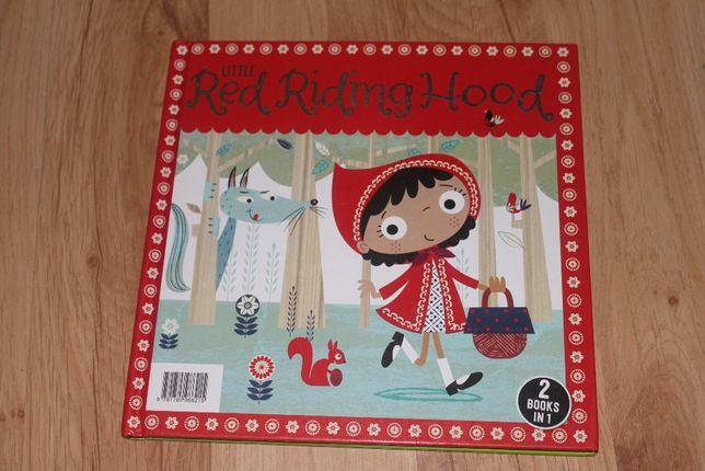 ksiązka czerwony kapturek po angielsku