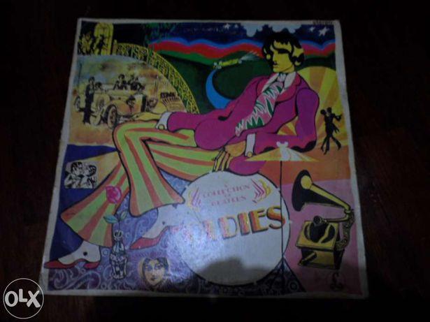 Disco de vinil the beatles – a collection of beatles oldies but goldie