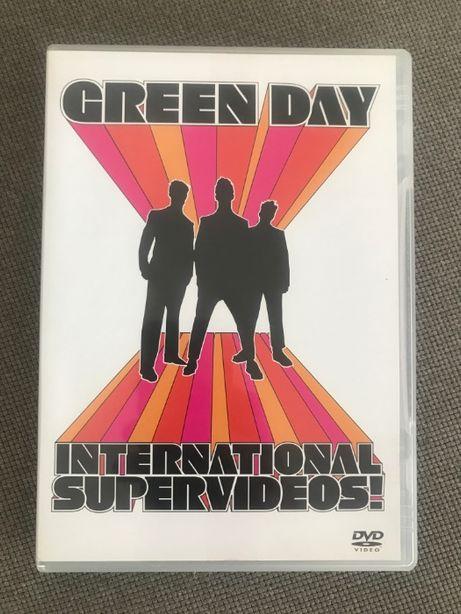 Green day International Supervideos! DVD