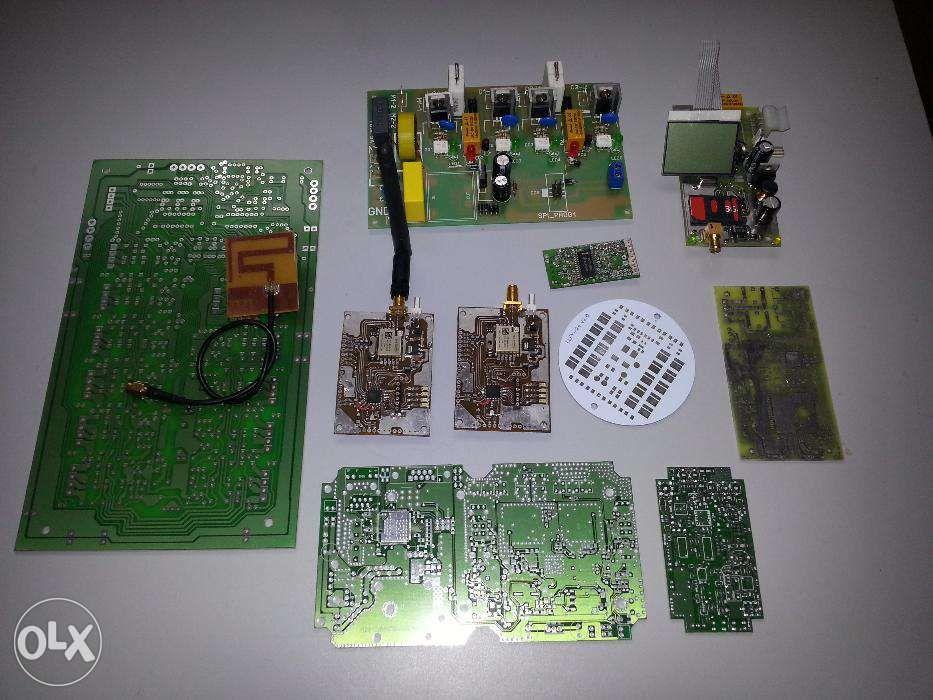 Разработка и изготовление электроники, печатных плат