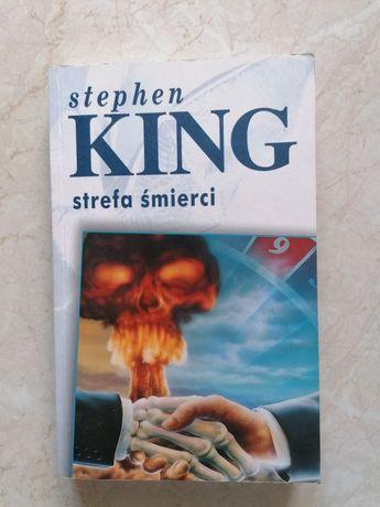 Strefa śmierci, BDB! Wydanie PRIMA 2000r, Stephen King
