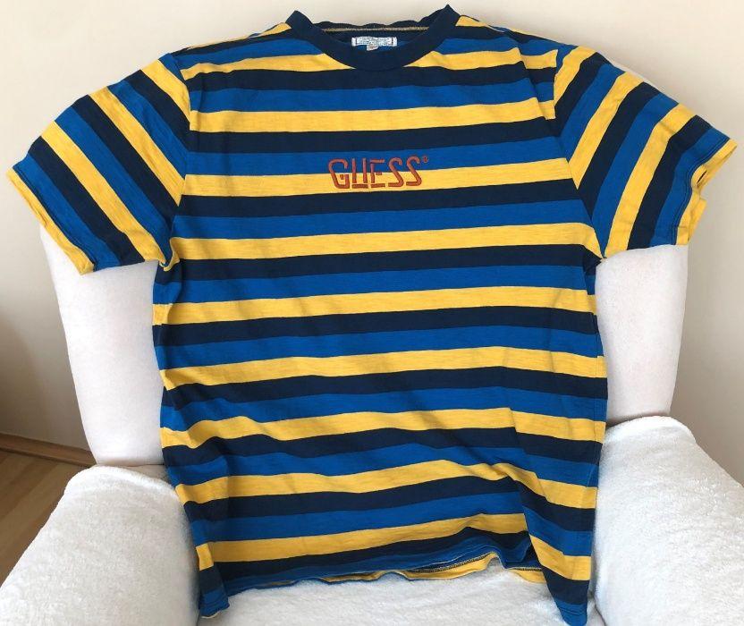 T- shirt GUESS, rozmiar L Warszawa - image 1
