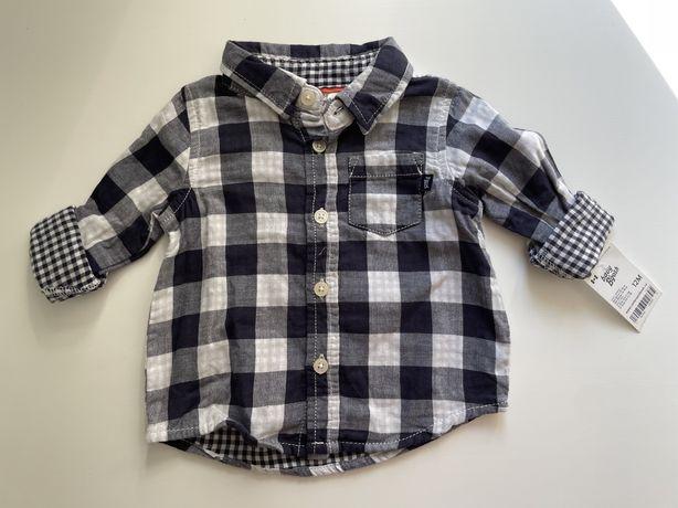 Koszula Baby Oshkosh rozmiar 12 msc