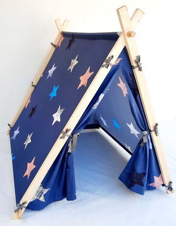 Детская игровая палатка-домик