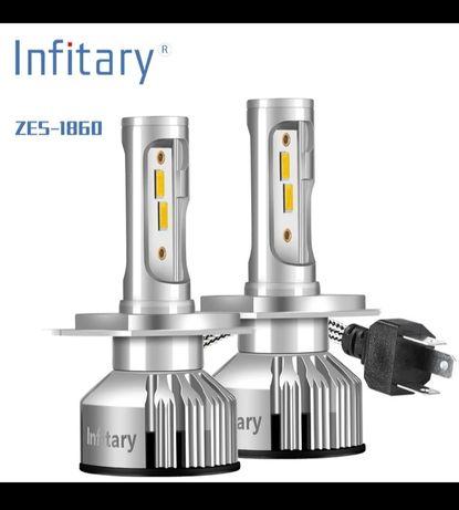 Светодиодные лампыLED H1 H7 H4 HB3 H11 Infitari.
