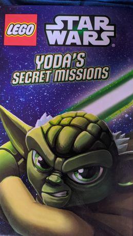 Книга Лего star wars на английском языке
