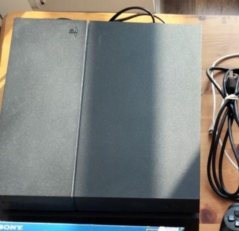 PlayStation 4 500 GB Pad