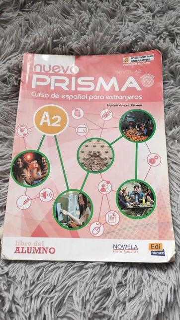Nuevo Prisma A2 - podręcznik do j.hiszpańskiego