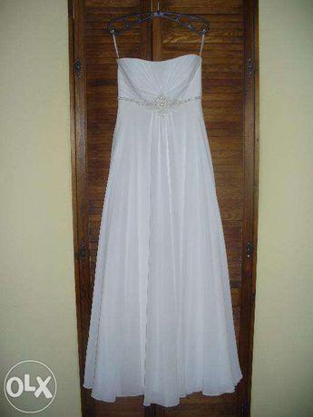 Suknia ślubna JULIA ROSA + gratis welon i pokrowiec