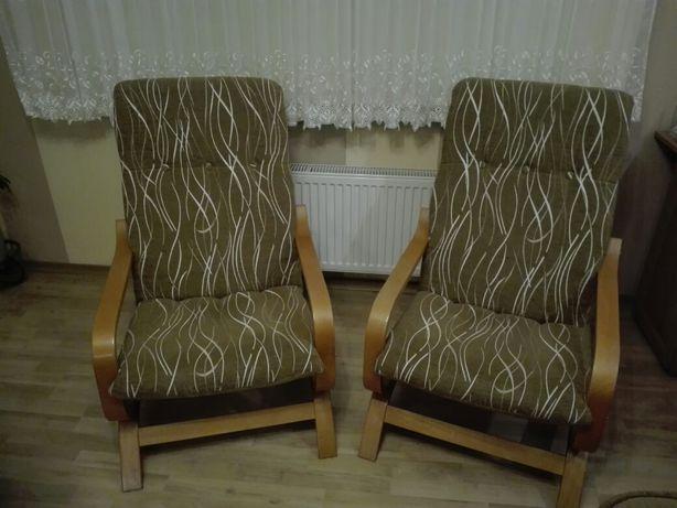 Fotel/ fotele sprężynowe