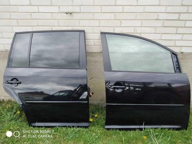 Drzwi VW Touran 10-15r lc9x
