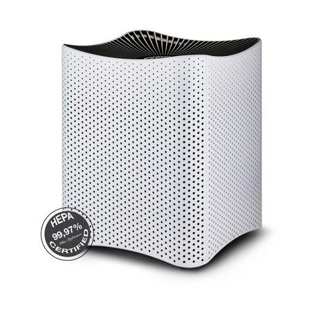 Oczyszczacz MILA HEPA 13, filtr węglowy, podgląd w aplikacji