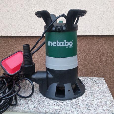 Pompa do wody brudnej i czystej METABO PS 7500S