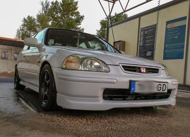 Honda Civic ej9 d16y8 127cv (look Type R)