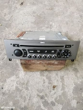 Radio MP3 Peugeot 308 Citroen 96650206 XH