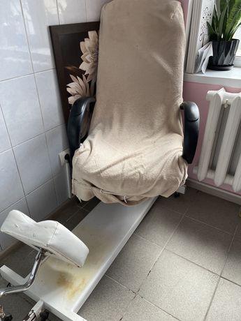 Кресло педекюрное