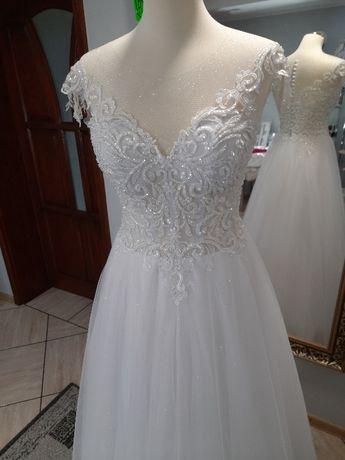 Suknia ślubna nowa polecam