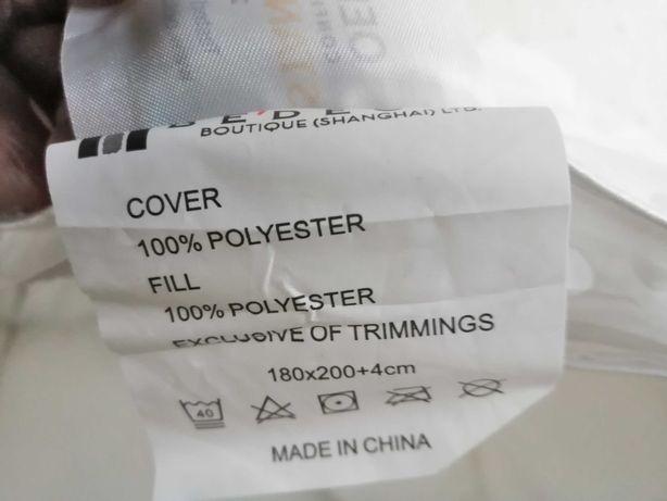 Ochraniacz na materac 3D