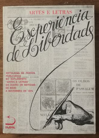experiência de liberdade, artes e letras, diabril