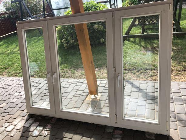 Okno drewniane sprzedam