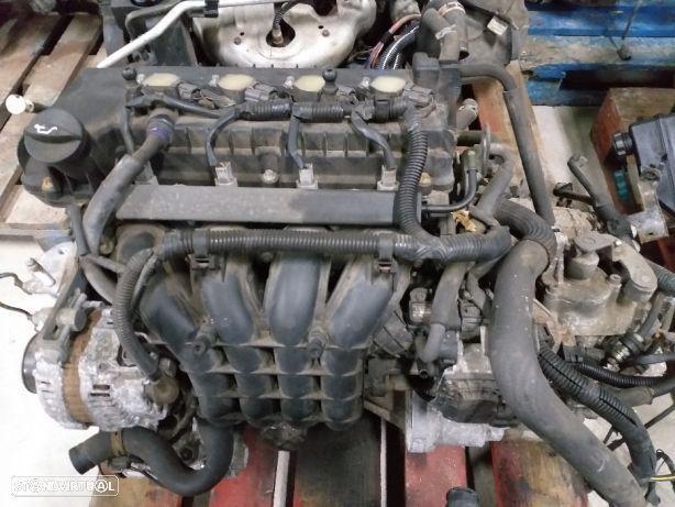 Motor 1.5 16v gasolina smart forfour do ano 2005 motor Mitsubishi