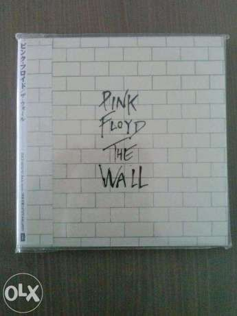 Pink Floyd - The Wall wersja japońska rarytas stereo made in japan!!!